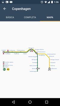 MetroMaps apk screenshot