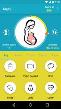 Materno - Pregnancy Tracker apk screenshot
