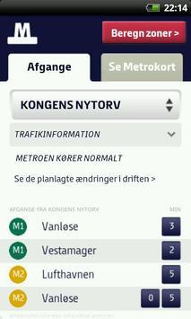 Metroen poster