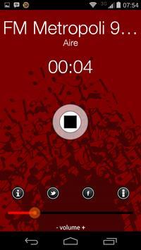 METROPOLI FM JUNIN apk screenshot