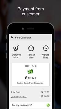 Metro Ride Driver apk screenshot