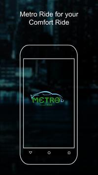 Metro Ride poster