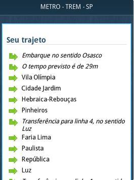 Metrô <-> CPTM São Paulo screenshot 1