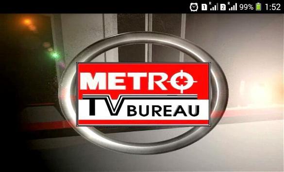 Metrotvbureau apk screenshot