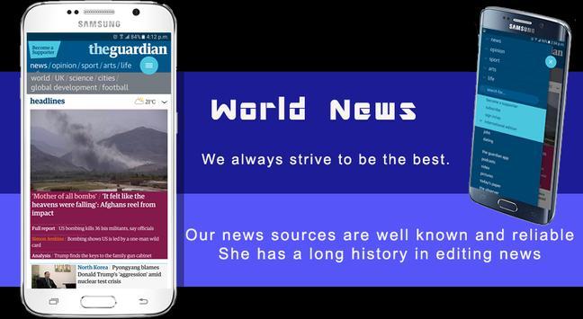 World News poster