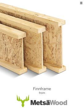 Metsä Wood Finnframe apk screenshot