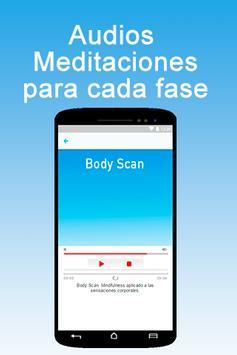 Mindfulness Meditación guiada screenshot 2