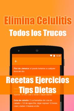 Eliminar Celulitis تصوير الشاشة 2