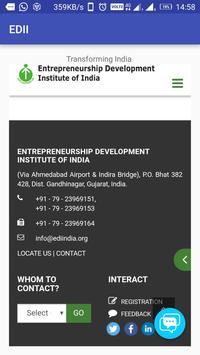 EDII-Ahmedabad screenshot 6