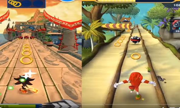 Tips for Sonic Dash 2 Sonic Boom apk screenshot