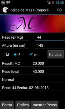 Metzli institut de bellesa apk screenshot