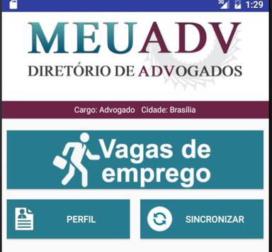 MEUADV poster