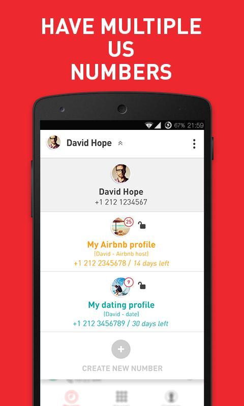 Meucci – Many Numbers  One App for Android - APK Download