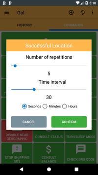 Meu Rastreador GPS Free screenshot 10