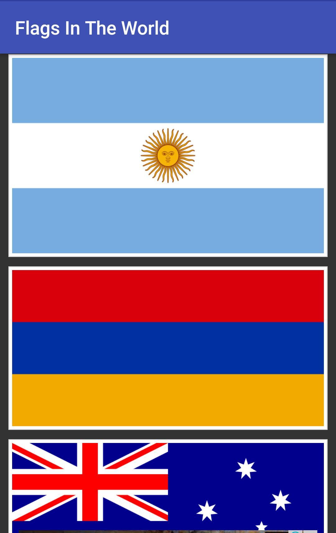 Bendera Negara Terbaik