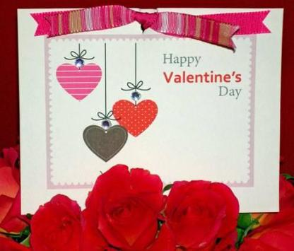 Valentine Day Card screenshot 1