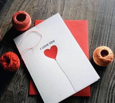 Valentine Day Card screenshot 4