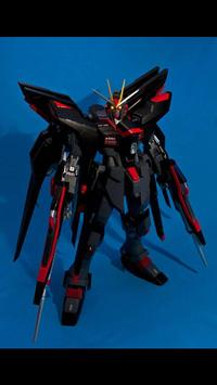 Gundam Photograph poster