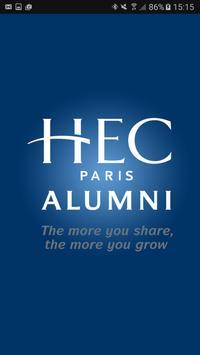 HEC Alumni poster