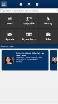 HEC Alumni apk screenshot