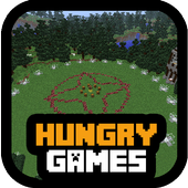Map Hunger Games for MCPE icon