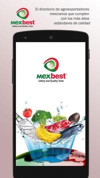 Mexbest 2018 poster