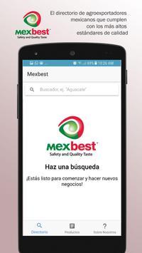Mexbest 2018 apk screenshot