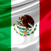 mexican flag wallpaper icon