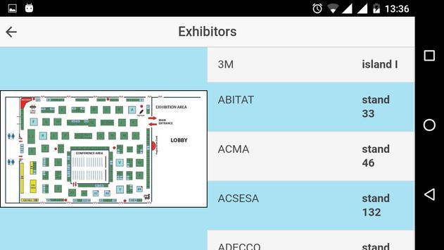Mexico Aerospace Summit apk screenshot