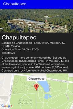 Mexico City Travel Guide apk screenshot