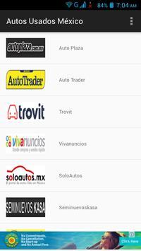 Autos Usados México poster