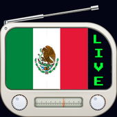 Mexico Radio Fm 1838 Station | Radio México Online icon