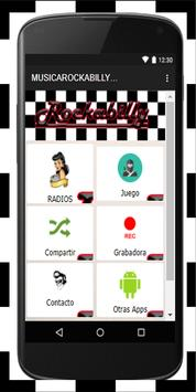 MUSICA ROCKABILLY RADIOS screenshot 1