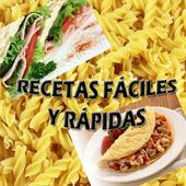 RECETAS FÁCILES Y RAPIDAS icon