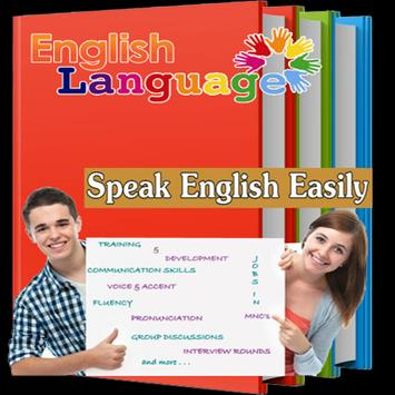 Spoken English Learning Quikly poster