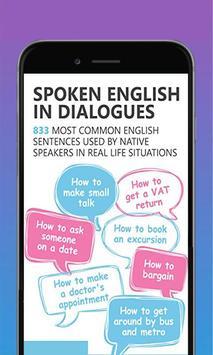 Spoken English Learning Quikly screenshot 1
