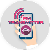 Fm Transmitter Car icon