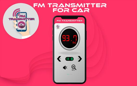 Fm Transmitter Car screenshot 1