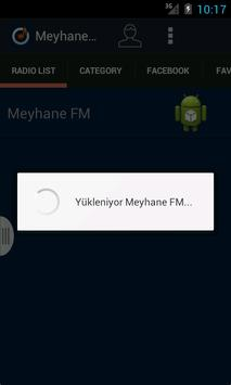 Meyhane FM Free apk screenshot