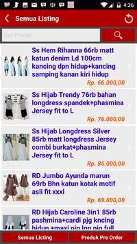 MeyShop Grosir Fashion apk screenshot