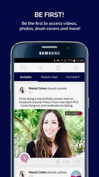 Meytal Cohen - Official App poster
