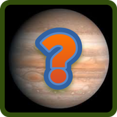 planet quiz for kids icon