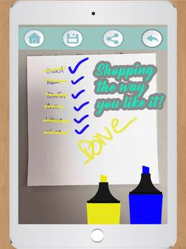 Grocery Lists  Make Shopping Simple and Smart screenshot 9