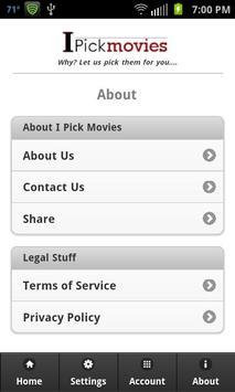 I Pick Movies screenshot 4