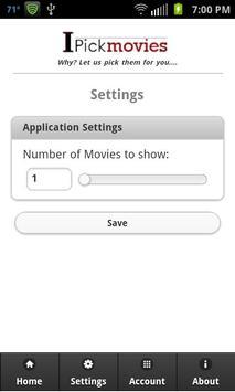 I Pick Movies screenshot 3
