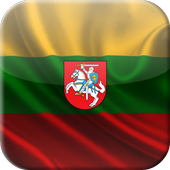 Flag of Lithuania icon