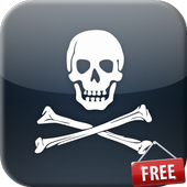 Flag of Pirates Live Wallpaper icon