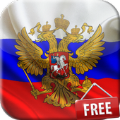 Flag of Russia icon
