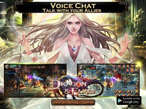 Dragon&Elves apk screenshot