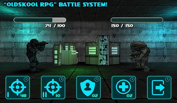 Space Mariner RPG apk screenshot